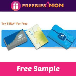 Free Tena Sample Kit