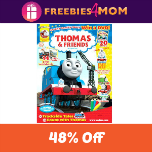 Deal Thomas & Friends Magazine $14.99
