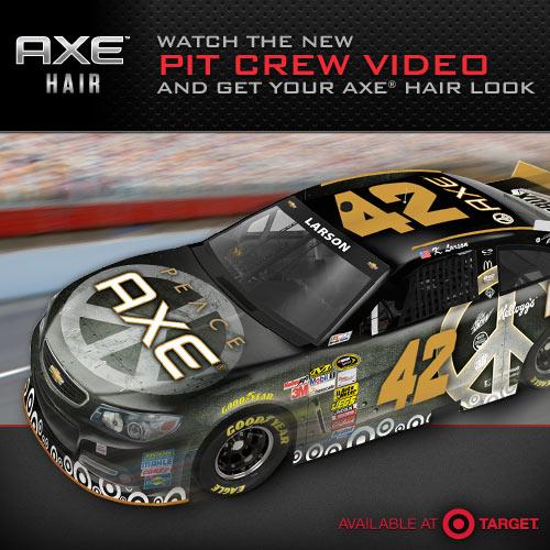 AXE Hair at Target Coupon $1.00 off