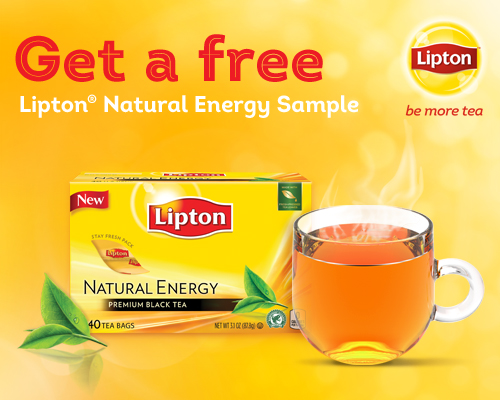 Lipton Tea Free Sample
