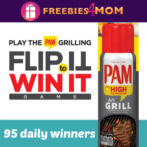PAM Flip It To Win It  (95 daily winners)