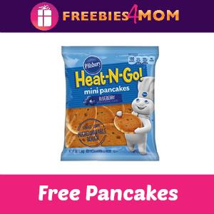 Free Pillsbury Heat-N-Go Mini Pancakes