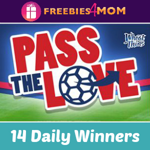 Sweeps Pass the Love (14 Daily Winners)