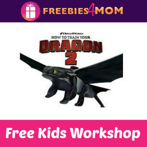 Lowe's Kids Clinic: How To Train Your Dragon