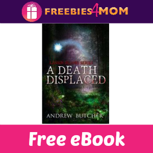 Free eBook: A Death Displaced (Lansin Island 1)