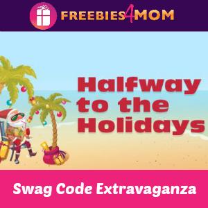 Swagbucks Halfway to the Holidays