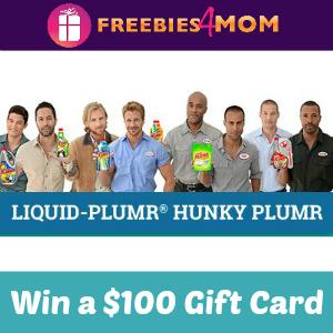 Sweeps: Liquid Plumr Hunky Plumrs