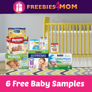 6 Free Baby Samples from Costco