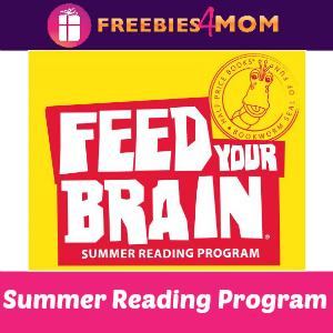 Kids Earn Free Bookworm Bucks
