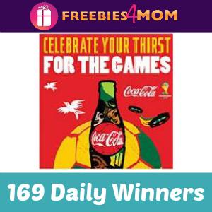 Sweeps My Coke Rewards Kroger Coca-Cola