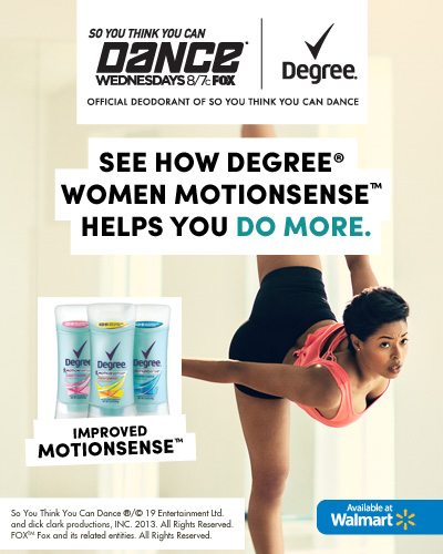 Save $1.00 on Degree® Women and #DOMORE
