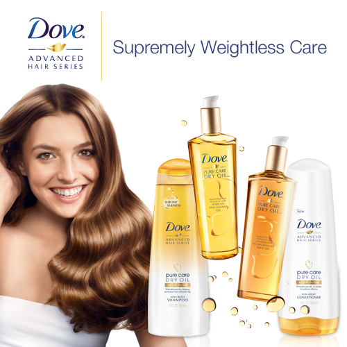 Dove Advanced Hair Series Printable Coupon