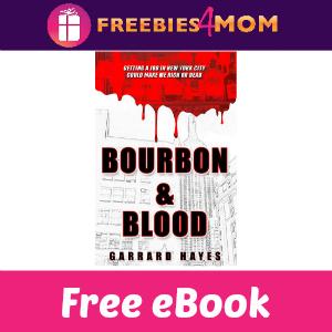 Free eBook: Bourbon & Blood ($2.99 Value)