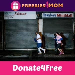 Donate4Free: Mizuno Donates When You Run