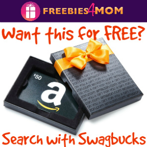 Search with Swagbucks for Free Gift Cards