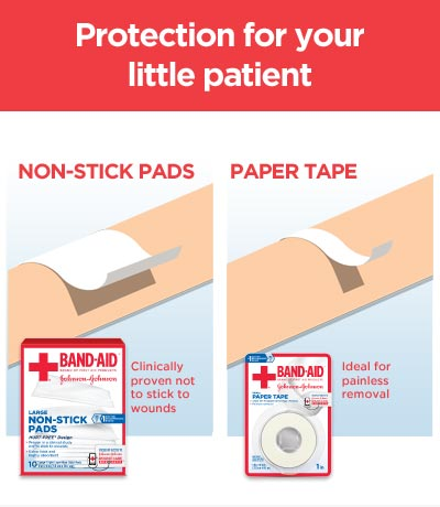 Johnson & Johnson Wound Care First Aid Resource