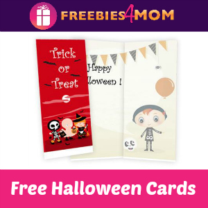 Free Halloween Cards