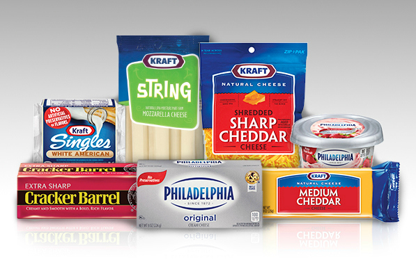 Kraft Cheese Products at Target