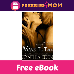 Free eBook: Mine To Take ($2.99 Value)