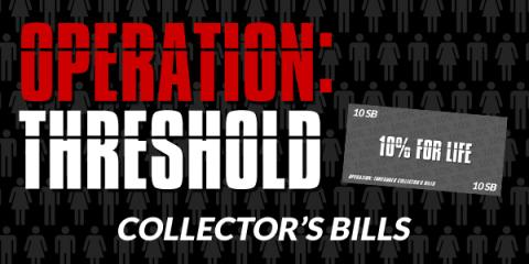 Earn 12 BONUS Swagbucks from Operation: Threshold