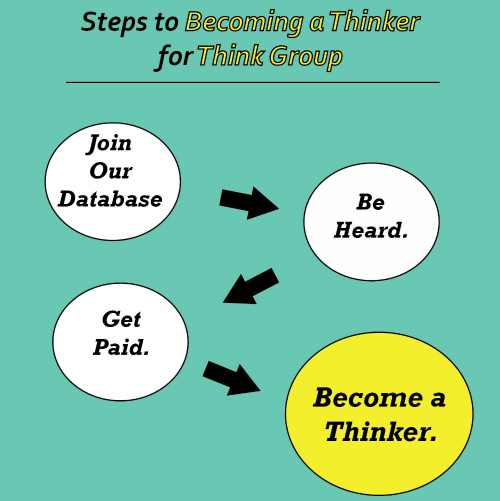 Join Think Group Austin Database And Get Paid for In-Person Market Research