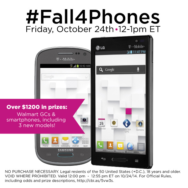 #Fall4Phones-Twitter-Party-10-24 #TwitterParty,#shop,sweepstakes on Twitter