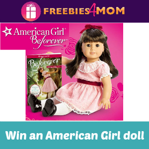 Sweeps American Girl Samantha Doll Drawing