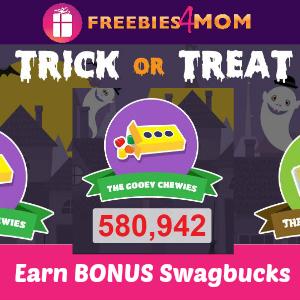 Swagbucks Trick or Treat Team Challenge