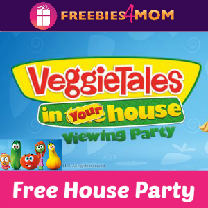 Free House Party: VeggieTales In Your House
