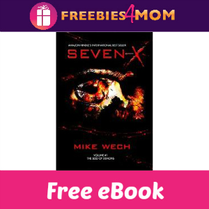 Free eBook: Seven-X ($2.99 Value)