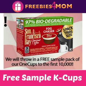 Free Sample San Francisco Bay Coffee K-Cups & Freedom Clip