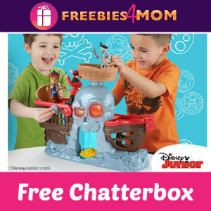 Free Chatterbox: Jake and the Never Land Pirates