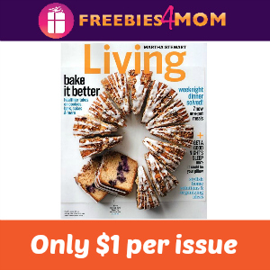 Martha Stewart Living Magazine $9.99