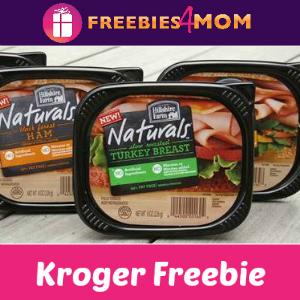 Free Hillshire Farm Naturals Lunchmeat at Kroger
