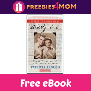 Free eBook: Strictly G.I. (A Memoir) $2.99 Value