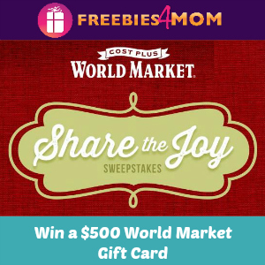 Sweeps World Market Share the Joy
