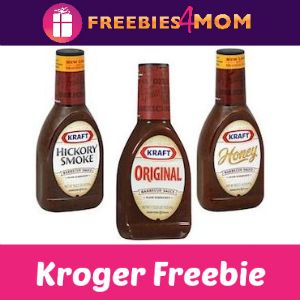 Free Kraft BBQ Sauce at Kroger