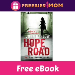 Free eBook: Hope Road ($4.49 Value)