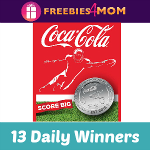 Sweeps Coca-Cola Coin Toss