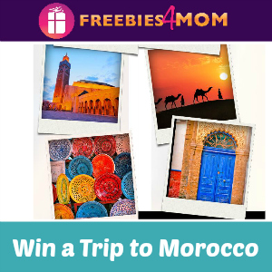 Sweeps Physician Formula Trip to Morocco