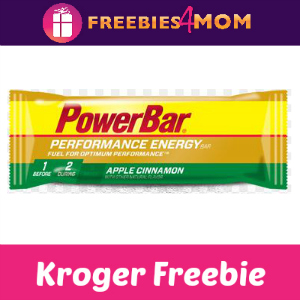 Free PowerBar Energy Bar at Kroger