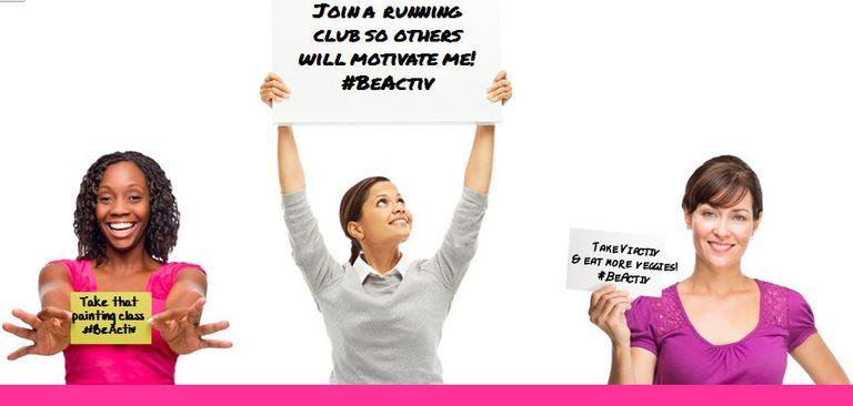 #BeActive with Viactiv Sweepstakes