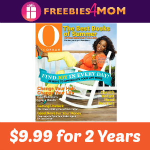 Magazine Deal: O, The Oprah Magazine