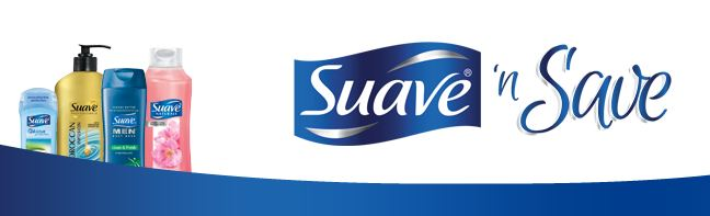 Suave 'n Save at Family Dollar