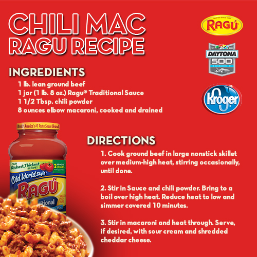 Chili Mac Ragu Recipe