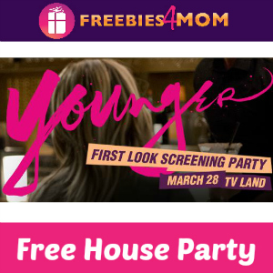 Free House Party: Younger First Look Screening