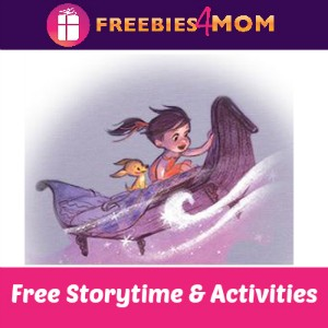 Free Storytime at Barnes & Noble Saturday