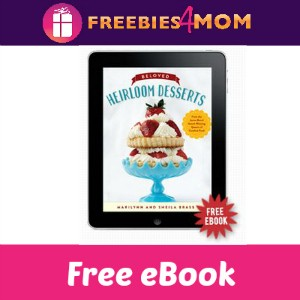 Free eBook: Beloved Heirloom Desserts