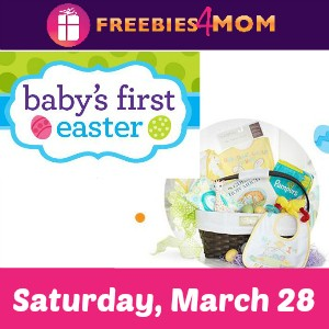 Baby's First Easter Event at Babies R Us