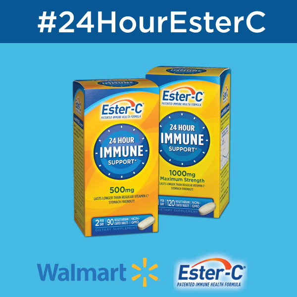 Immune Support with Ester-C Coupon